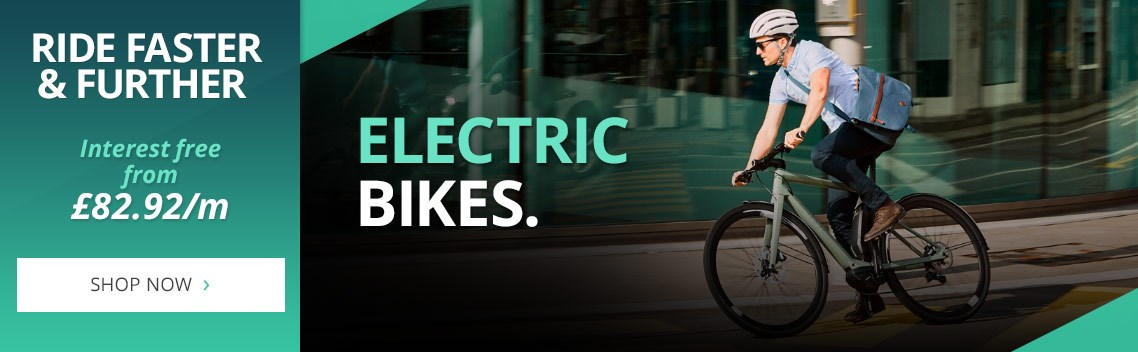 Save on Ebikes | Free UK delivery