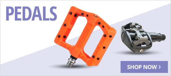 Cycling pedals | Free UK delivery