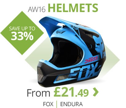 AW16 helmets from Fox, Altura, Endura & more | Save up to 33% | Free UK delivery