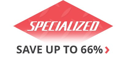 Specialized Warehouse Clearance - Save up to 66%