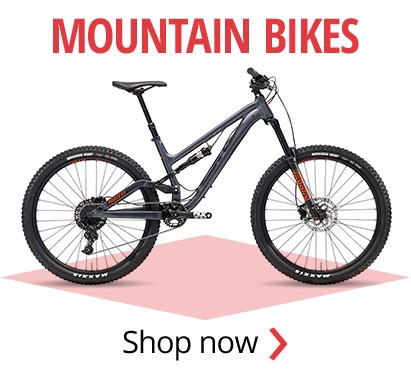 Mountain bikes | Cube, Giant, Scott, Specialized & more | Free UK delivery