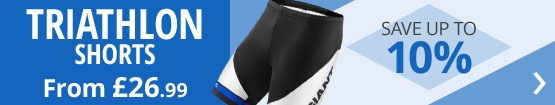 Triathlon racing shorts | From £26.99 | Save up to 10% | Pearl Izumi, Castelli, 2XU, Endura & more | Free UK delivery