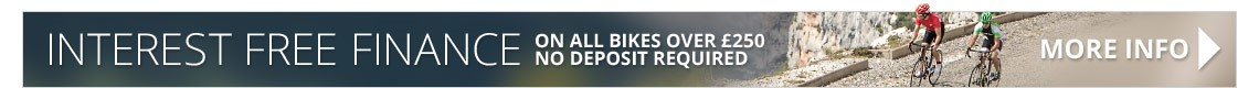 Interest Free Finance Available on Bikes