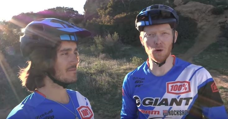 Giant Rail MTB Helmet Video