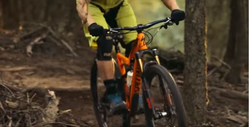 Specialized Stumpjumper FSR Range Video