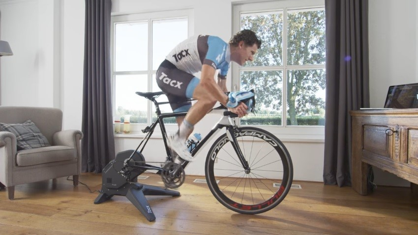 Tacx FLUX Smart: a fully interactive & functional Smart direct drive