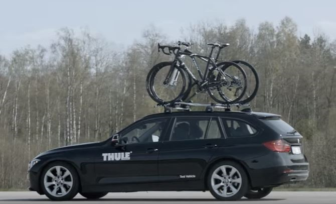 Thule Bike Test Programme