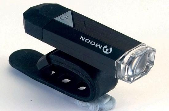 fahrradlampe vorne moon gem 1 0 usb fahrrad licht front. Black Bedroom Furniture Sets. Home Design Ideas