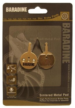 Baradine Avid BB5 Sintered Disc Brake Pads