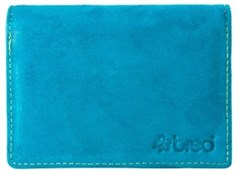 Image of Breo Suede Wallet