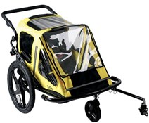 Image of Bumper Explorer Duo Child Trailers
