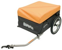 Image of Bumper Transporter Luggage Trailer