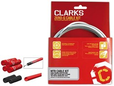 Image of Clarks Gold Pre-Lube Universal Gear Kit w Dirt Shield