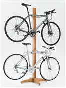 Image of Gear Up OakRak Freestanding 2 To 4-Bike Rack