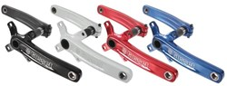 Gusset TAF24 Alloy 2 Piece Cranks