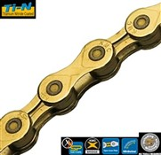 Image of KMC X10-L 10 Speed Gold Chain