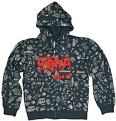 Image of Kona Full Zip Hooded Jumper