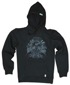 Image of Kona Gas Mask Hoody