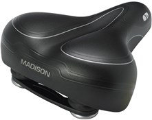 Madison L28 Suspension Gel Comfort Saddle