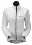 Image of Montane Featherlite Velo FEM Womens Windproof Cycling Jacket 2013