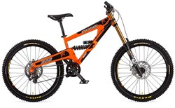 Image of Orange 322 2013 Mountain Bike