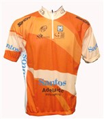 Image of Santini Tour Down Under Leaders Jersey 2010