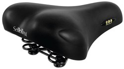 Image of Selle Royal Moody Gel Comfort Saddle