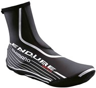 Image of Shimano Endure NPU and Neoprene overshoe