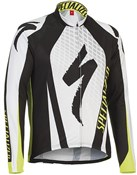 Image of Specialized Comp Racing Long Sleeve Jersey Windtex