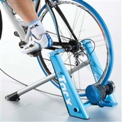 Image of Tacx Blue Matic Folding Magnetic Trainer