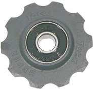 Image of Tacx Jockey Wheels Stainless Steel Bearings fits 78spd Shimano and 8910spd Campag