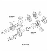 Image of Truvativ Chainring/Guide Kit 24t for HammerSchmidt Cranks