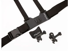 Image of Veho Muvi Harness Mount Kit