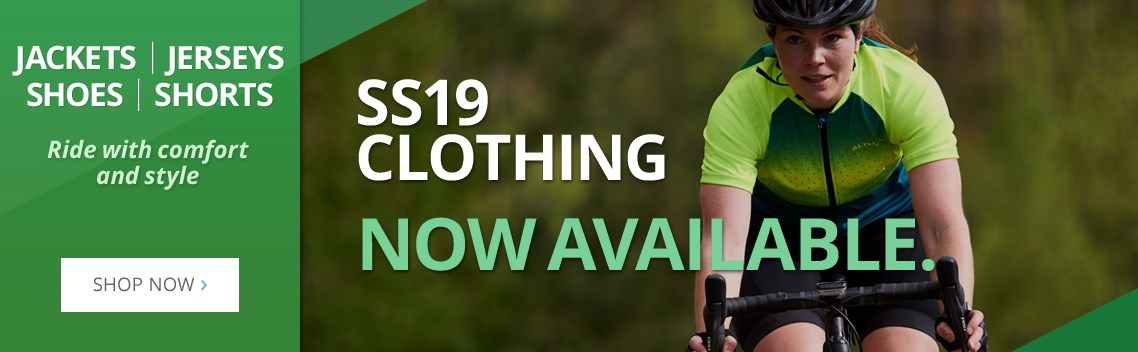 Save on 19/20 cycling clothing