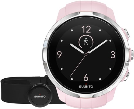 Spartan Sport Sakura (HR) Heart Rate and GPS Touch Screen Multi Sport Watch
