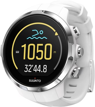 Spartan Sport White GPS Touch Screen Multi Sport Watch