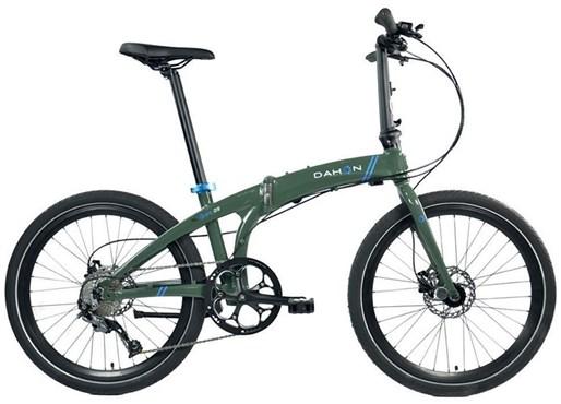 IOS D9 24w 2017 Folding Bike