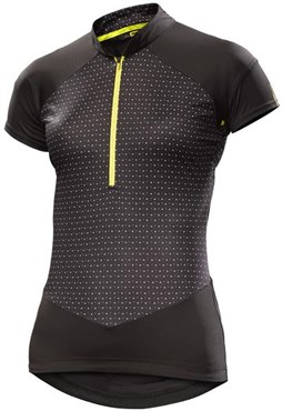 Womens Sequence Graphic Short Sleeve Cycling Jersey SS17