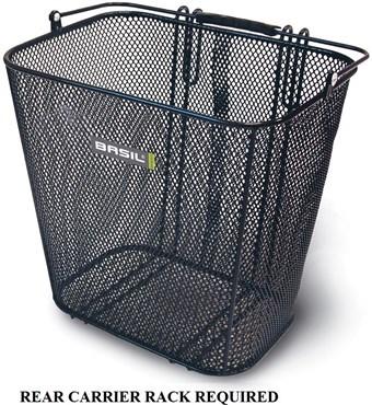 Side Mounted Mesh Basket