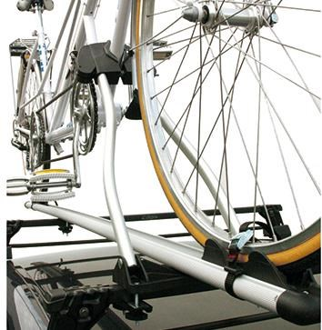 Roma Tandem Roof Fitting Carrier  Rack