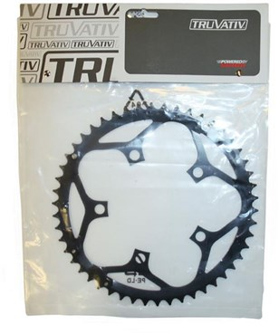 Road 50T 5 Bolt Double Chainring