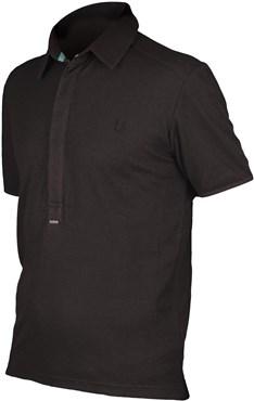 Urban CoolMax Merino Short Sleeve Cycling Jersey Polo Shirt AW16