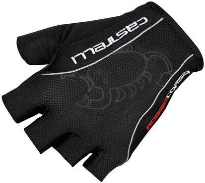 Rosso Corsa Classic Short Finger Cycling Gloves SS17