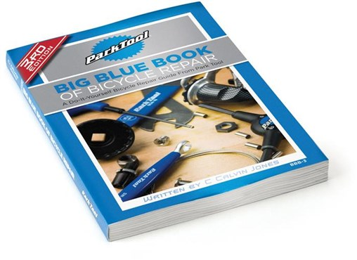 BBB3  Big Blue Book of Bicycle repair  Volume III