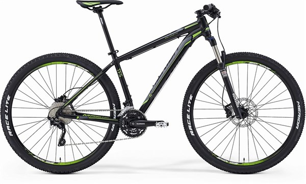 Big Nine Alloy 500 2014 Mountain Bike