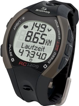 RC 1209 Heart Rate Monitor Computer Sports Wrist Watch