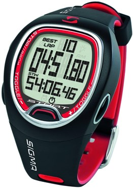 SC 6.12 Stop Watch and Lap Counter Sports Wrist Watch
