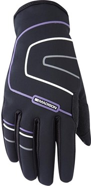 Womens Element Long Finger Cycling Gloves SS16