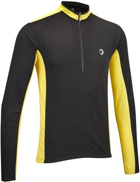 Cool Flo Breathable Long Sleeve Cycling Jersey SS16