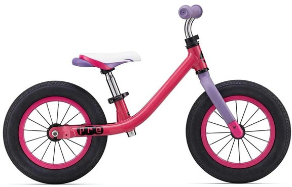 Pre Push Girls Balance Bike 2017 Kids Balance Bike